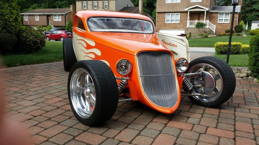Street Beast Kit Car  Ford Victoria